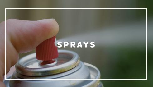 Dosmar - sprays