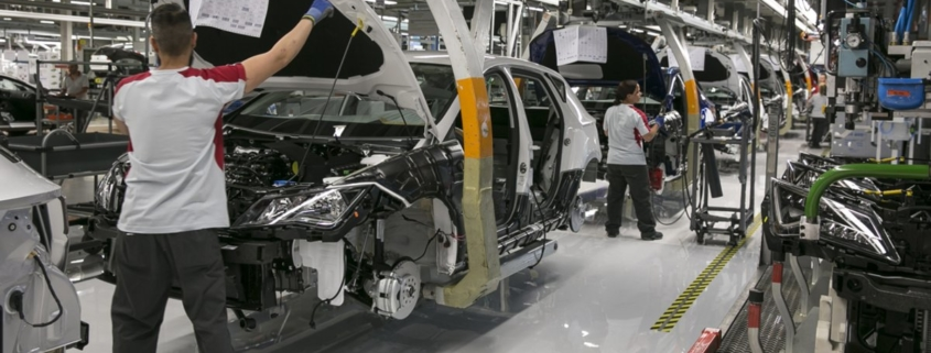 La industria del automóvil muestra signos de recuperación