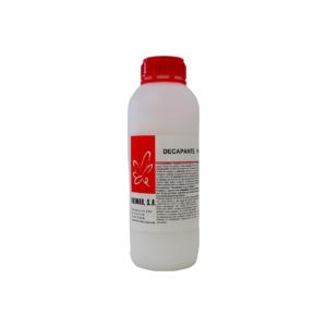 Decapante sin cloruro de metileno